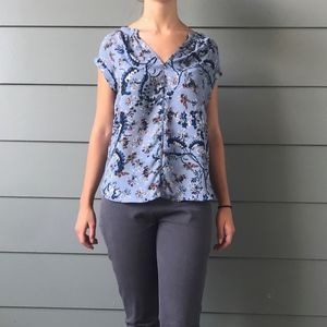 Philosophy Top Petite XS